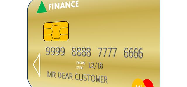 Número de tarjeta de crédito falso