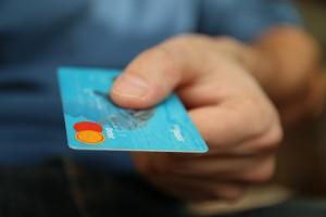 foto tarjeta de credito online