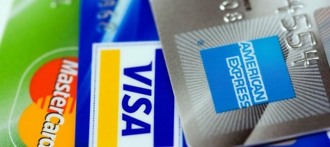 Tipos de tarjeta de crédito